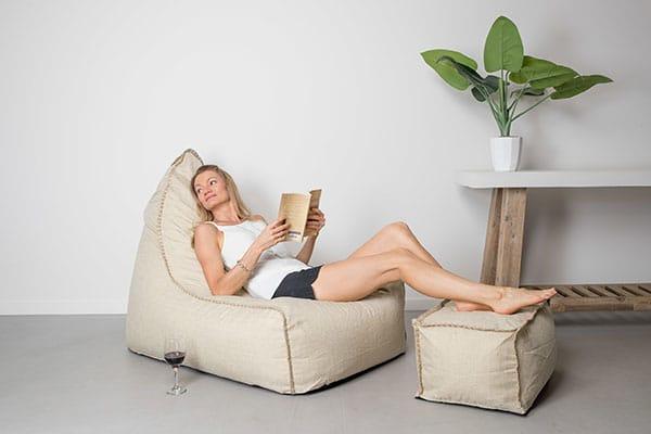Mooi Living | Chair & Ottomon | Bean Bag Gaming Chairs