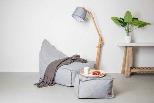 Mooi Living   Chair & Ottomon