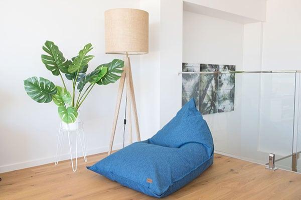 Komfort Triangle Indoor Beanbag