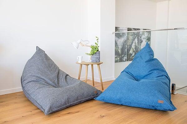 Komfort Triangle Indoor Bean Bag