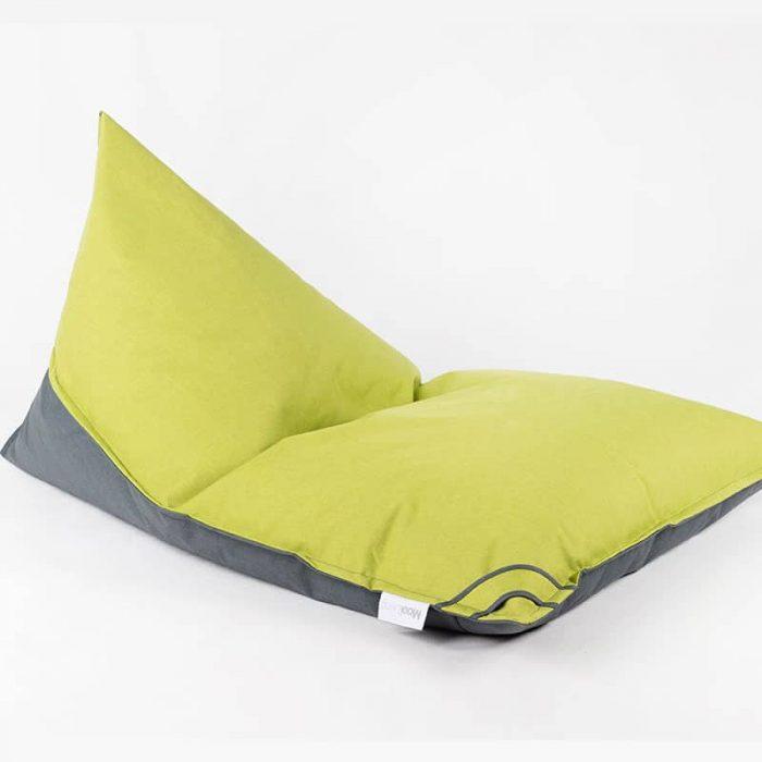 Unplug Triangle   Lime   Mooi Living