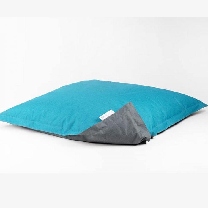 Universal Bean Bag Cushion | Teal Blue | Mooi Living