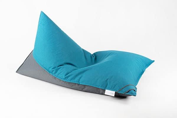 Unplug Triangular Beanbag | Mooi Living Homewares