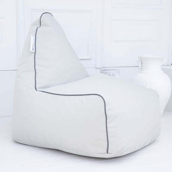 Serenity Chair | Linen Grey | Patio Chairs | Mooi Living
