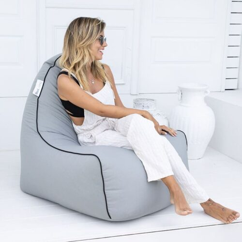 Serenity Chair Grey | Mooi Living
