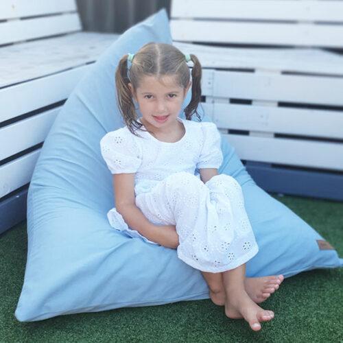 Kids Bean Bags | Mini Triangles | Mooi Living