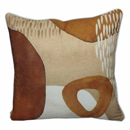 Bondi Red Centre Cushions | Mooi Living
