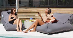 Outdoor Bean Bag Lounges | Mooi Living