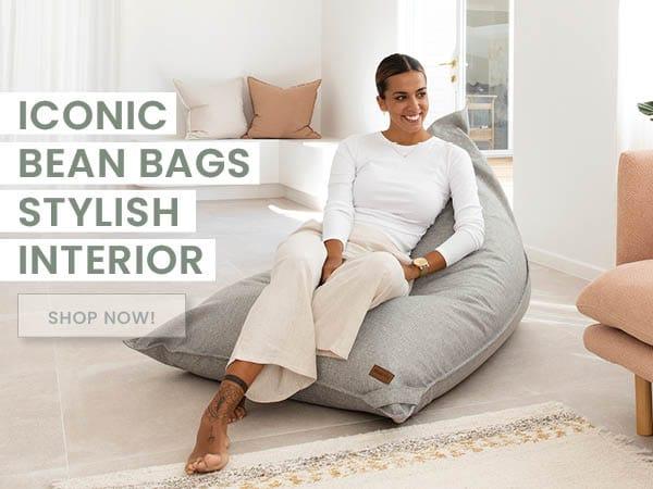 Iconic & Stylish Bean Bags