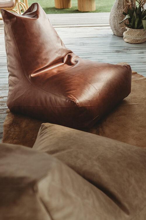 Brooklyn Leather Look Chair