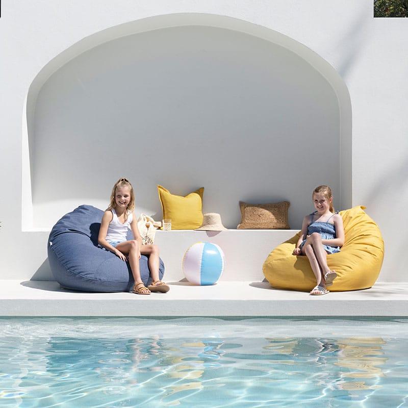 Outdoor Mini Pod Bean Bags | Kids Chairs | Mooi Living