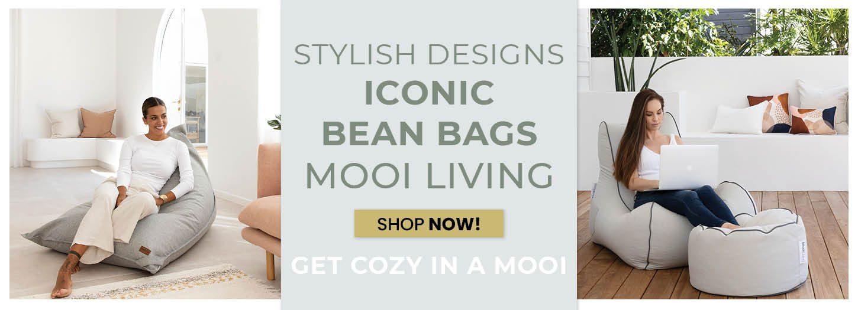 Mooi Living Bean Bags